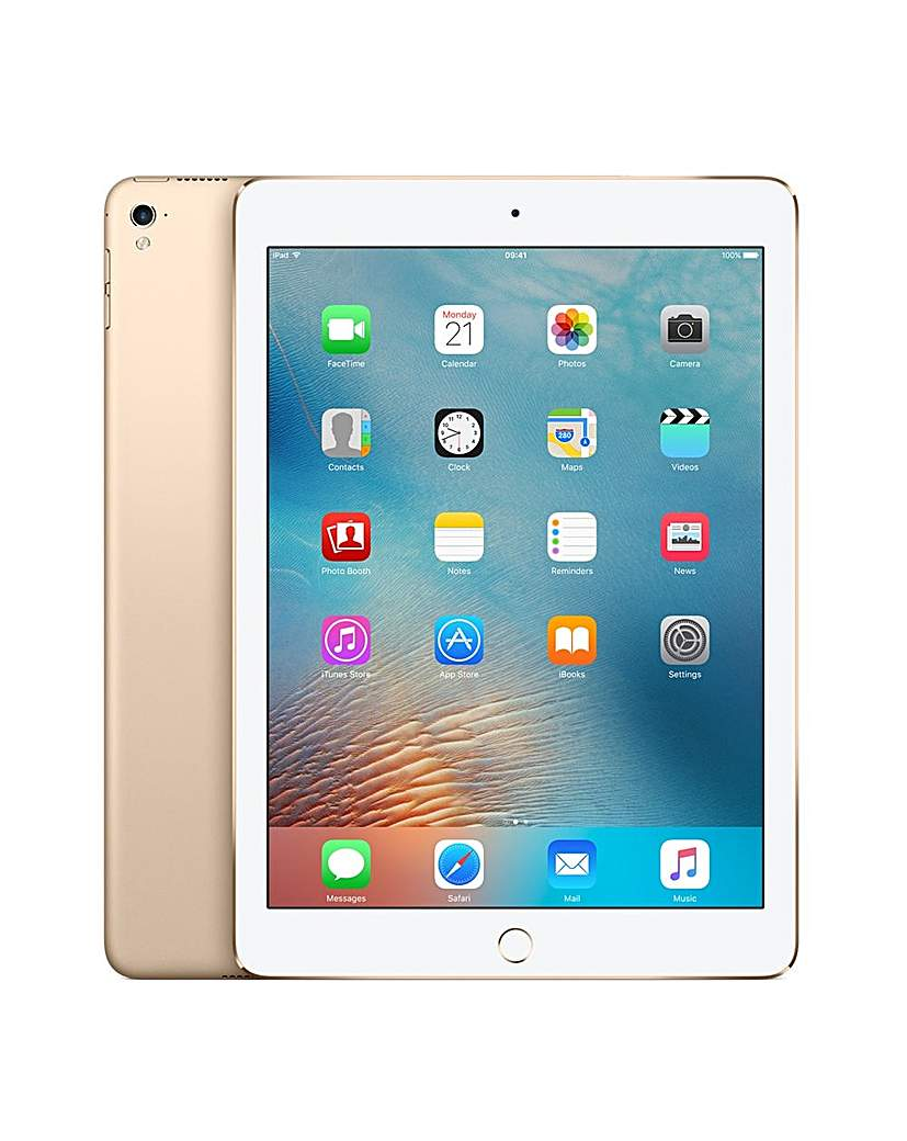 iPad Pro 9.7- Wi-Fi 256GB Gold