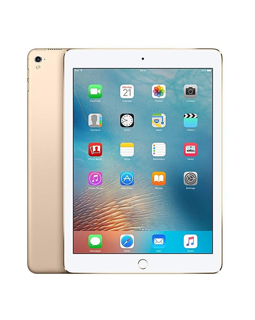 iPad Pro 9.7- Wi-Fi 32GB Gold