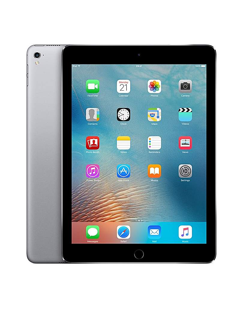 iPad Pro 9.7- Wi-Fi 32GB Space Gray