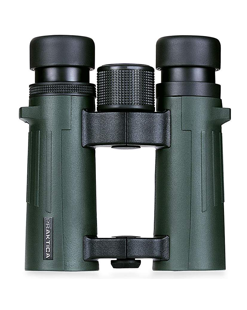 PRAKTICA 8x34mm Waterproof Binoculars