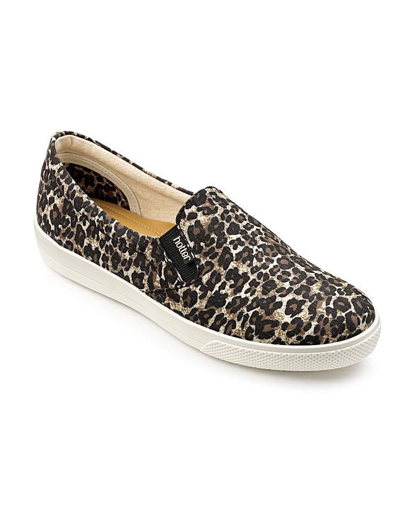 Image of Hotter Tara Slip On Shoes