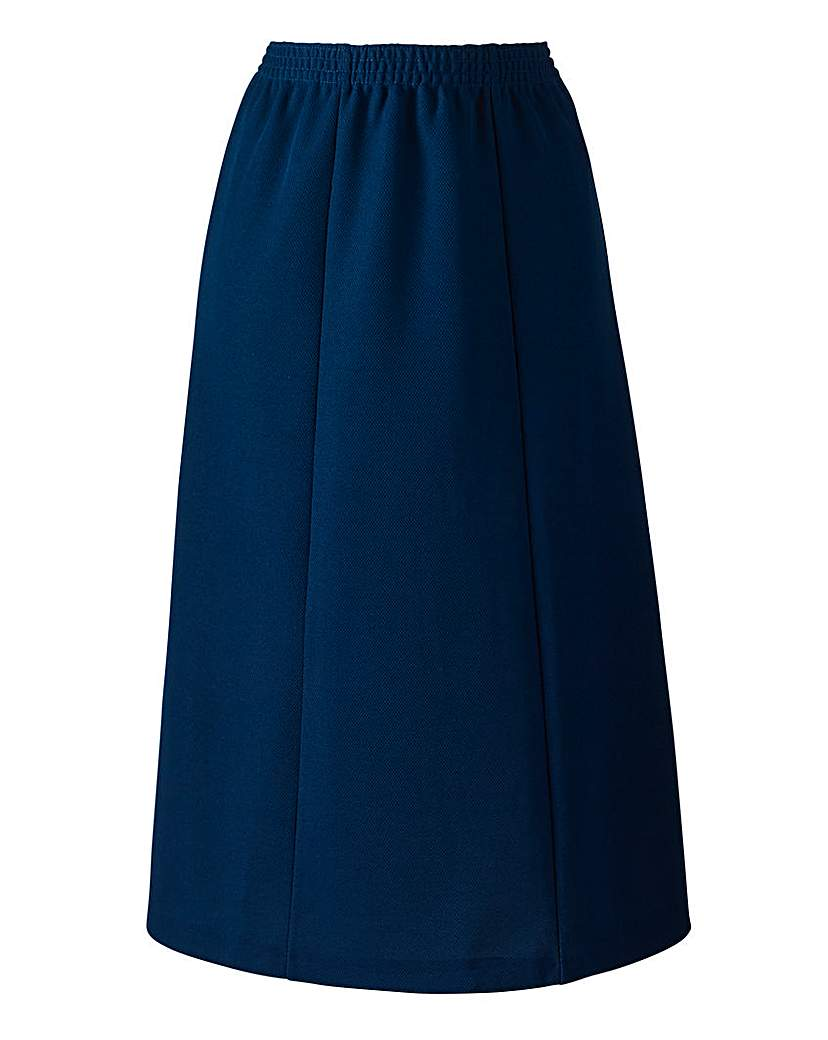 Slimma Pull-On Skirt L27in.