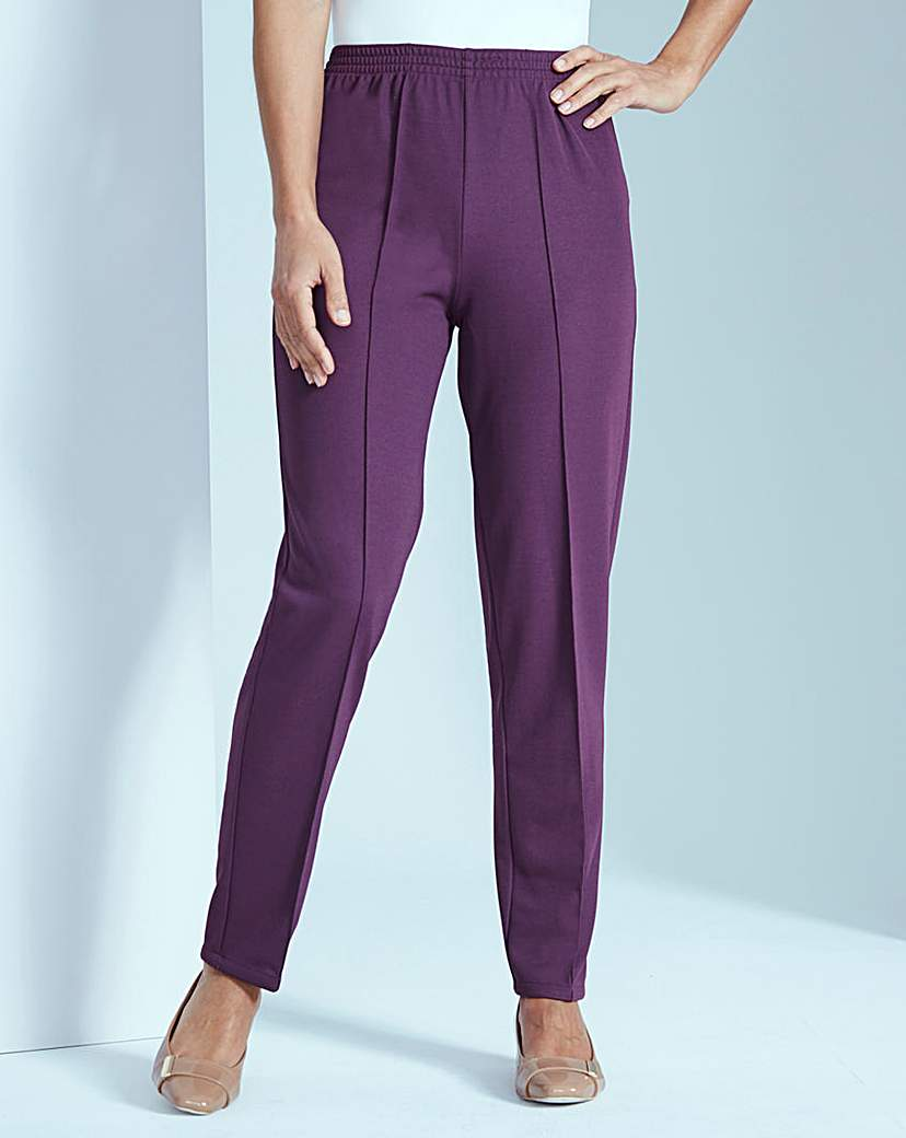 Slimma Plain Trousers Short