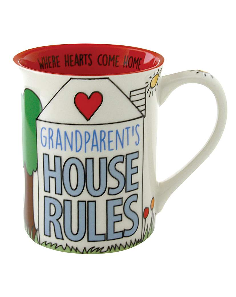 Image of Our Name is Mud Grandparent's House rule