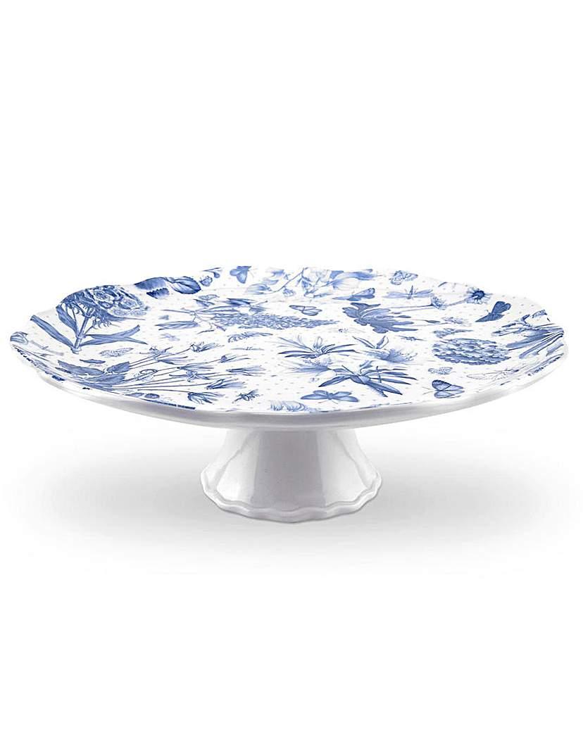 Image of Portmeirion Botanic Blue - Cake Stand