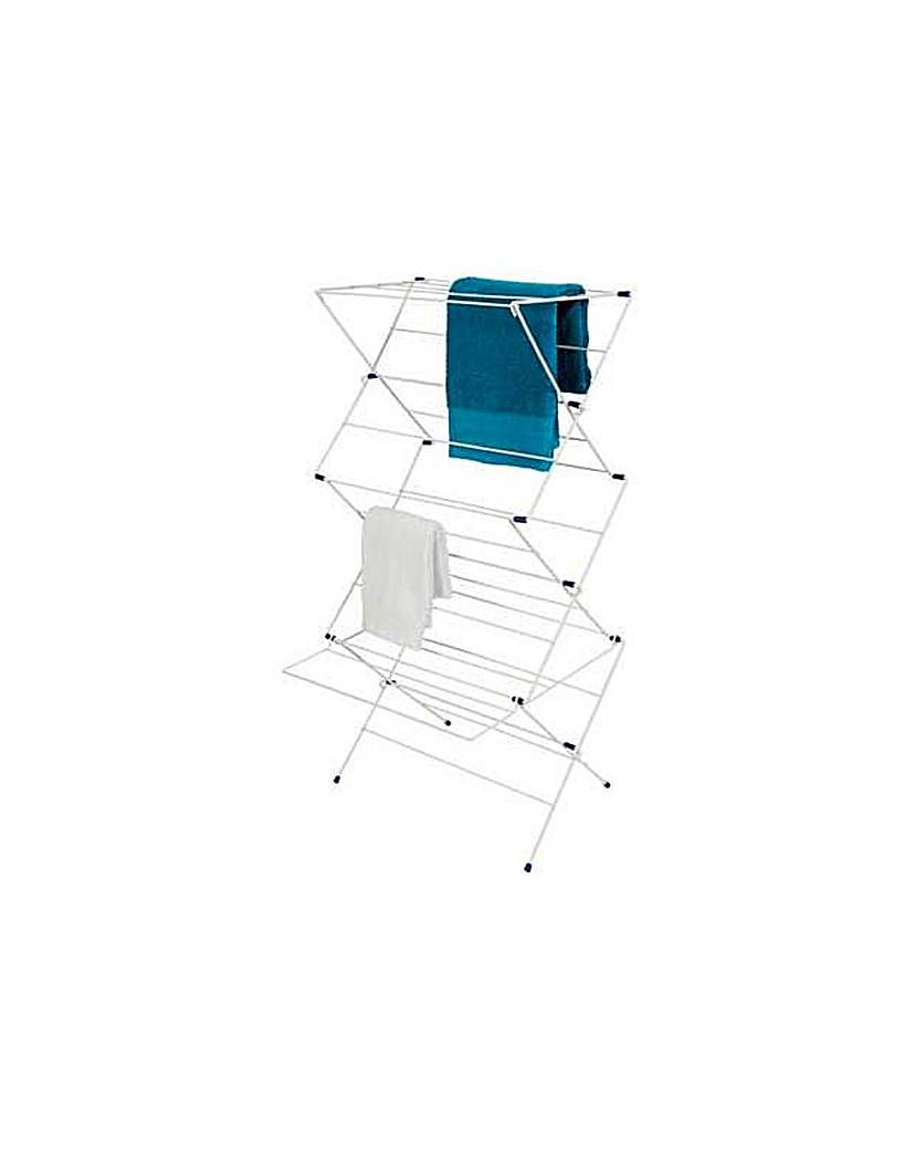 Value 10m 3 Tier Indoor Clothes Airer.