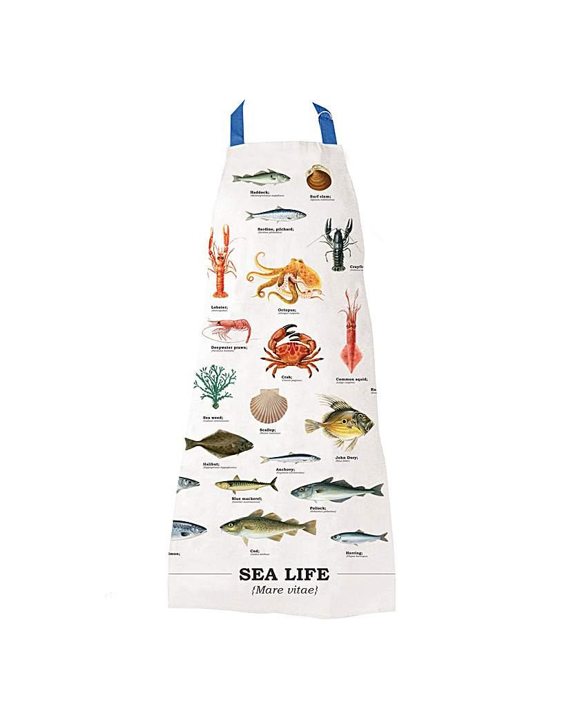 Sea Life Apron