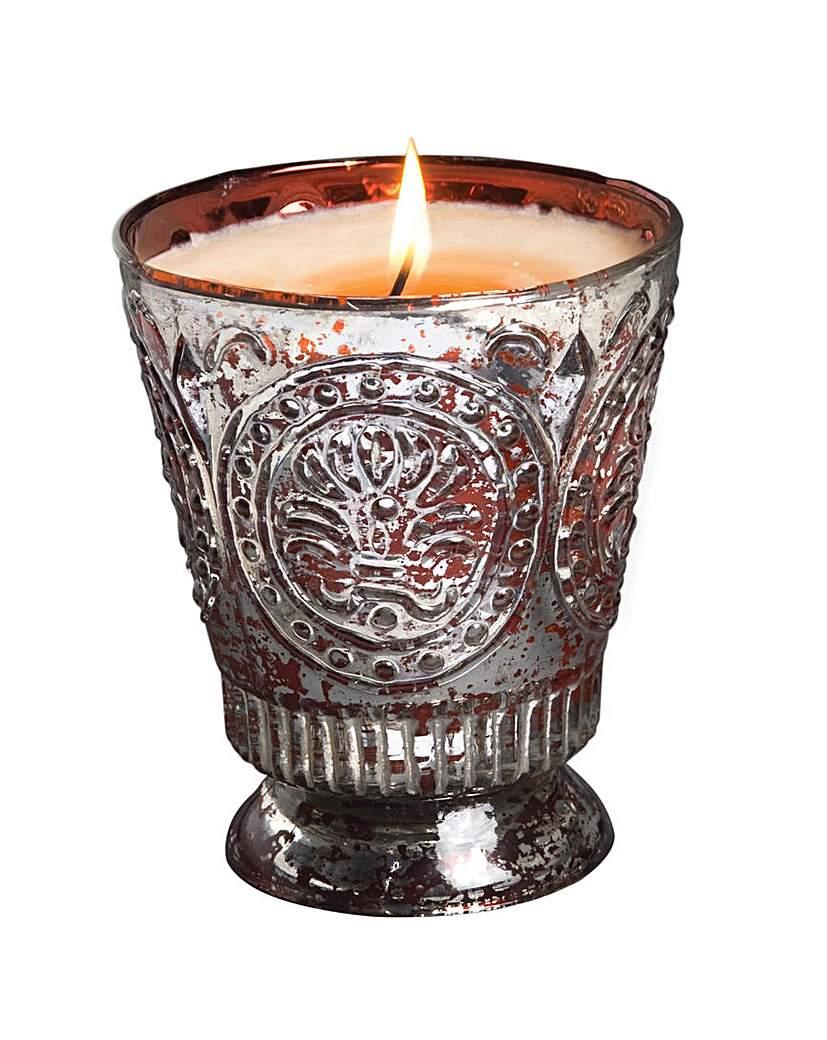 Image of Himalayan Candles Fleur De Lys Plum