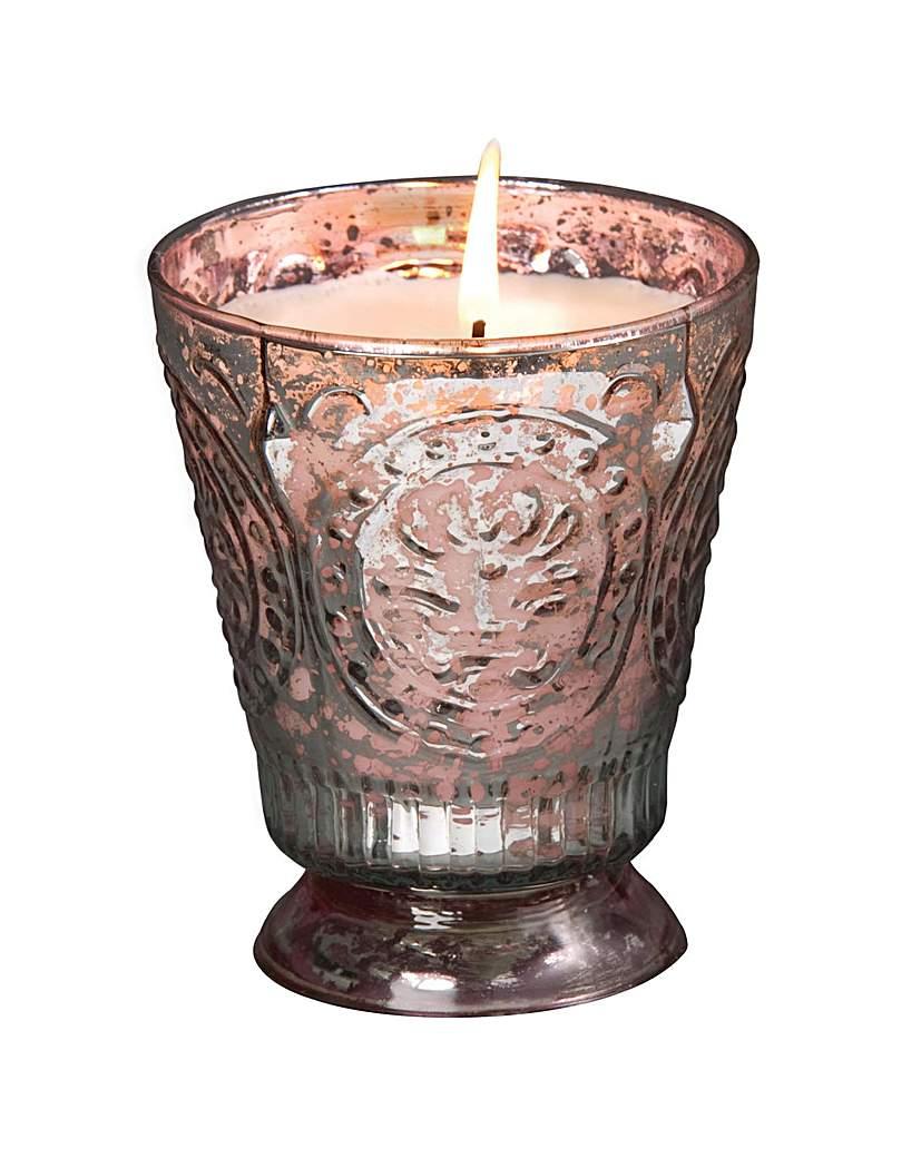 Image of Himalayan Candles Fluer De Lys Pink