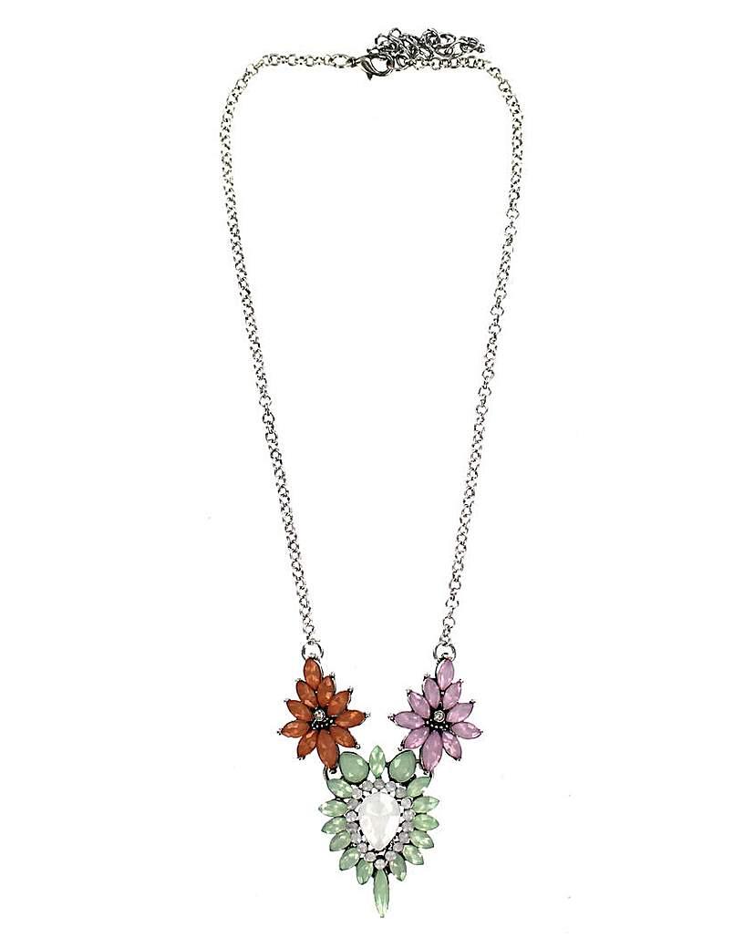 Opal Effect Necklace