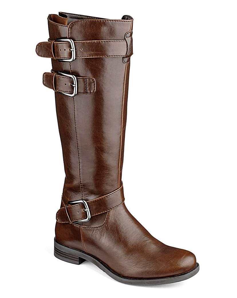 Heavenly Soles Boots E Fit Super Curvy