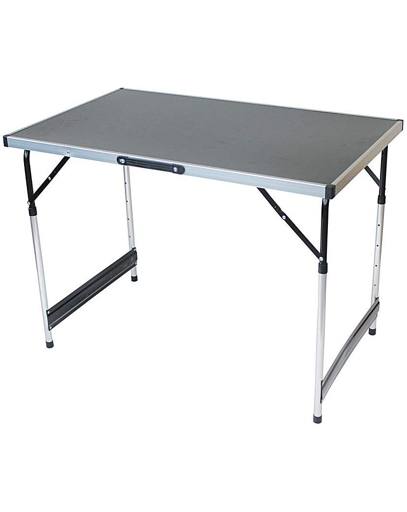Image of Yellowstone Aluminium Dining Table
