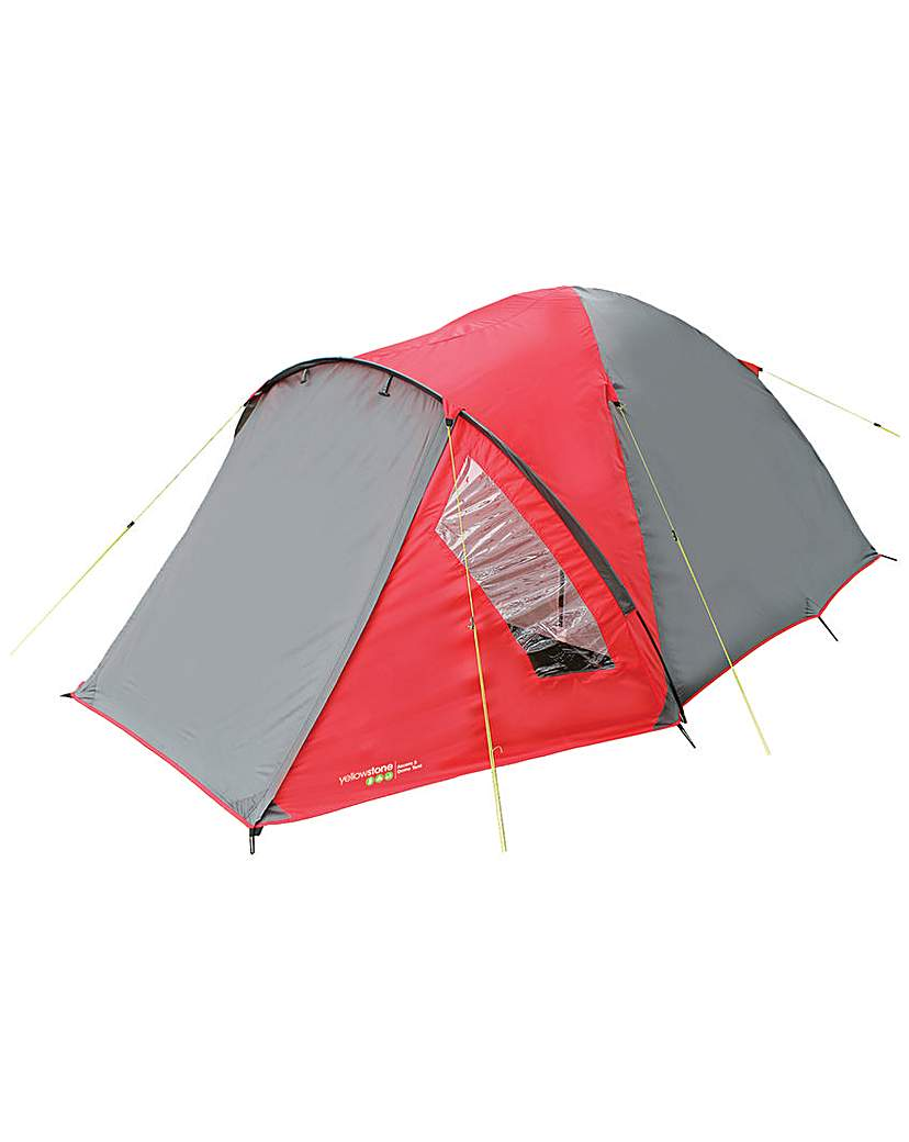 Yellowstone Ascent 3 Man Tent