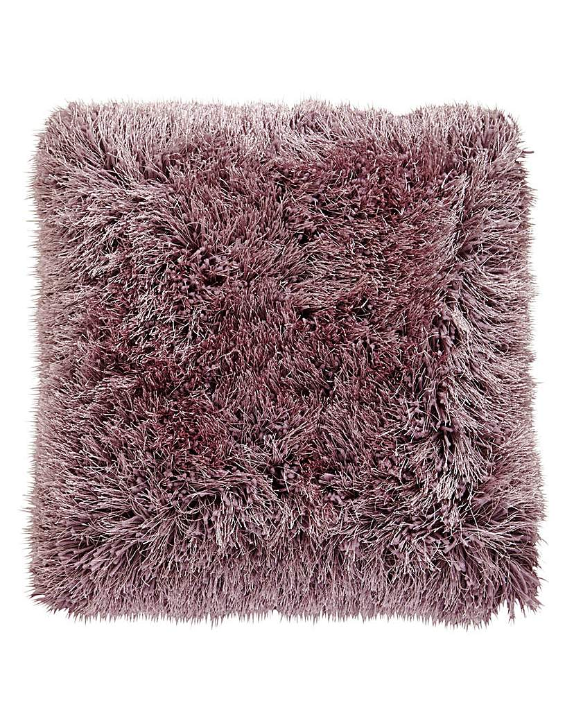 Image of Indulgence Supersoft Shaggy Cushion