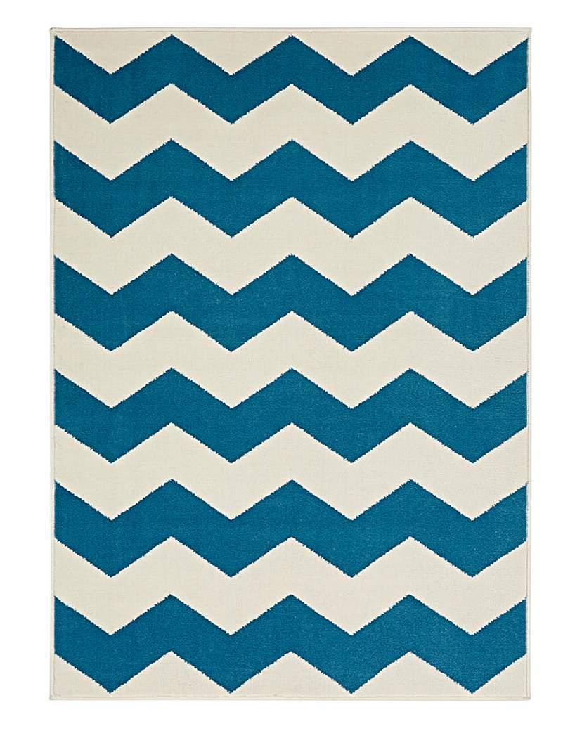 Chevron rug Large