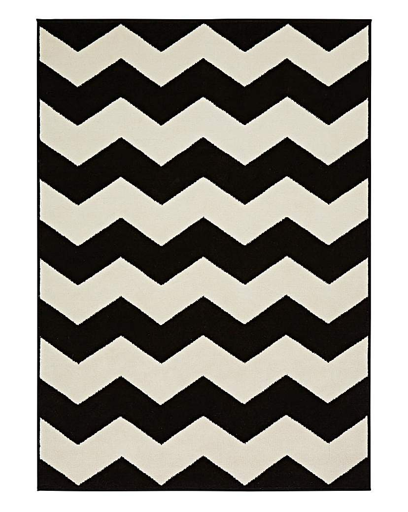 Chevron rug Large