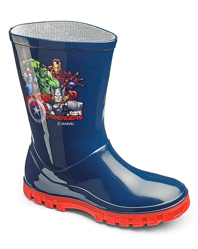 Image of Avengers Welly Boots