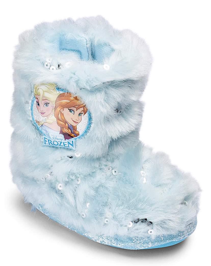 Disney Frozen Fur Bootie