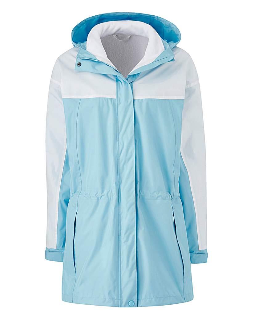 Plain 3 in 1 Jacket