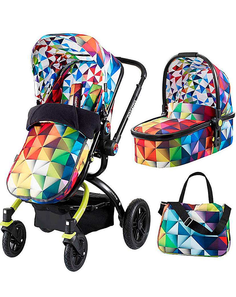 Image of Cosatto Ooba Travel System