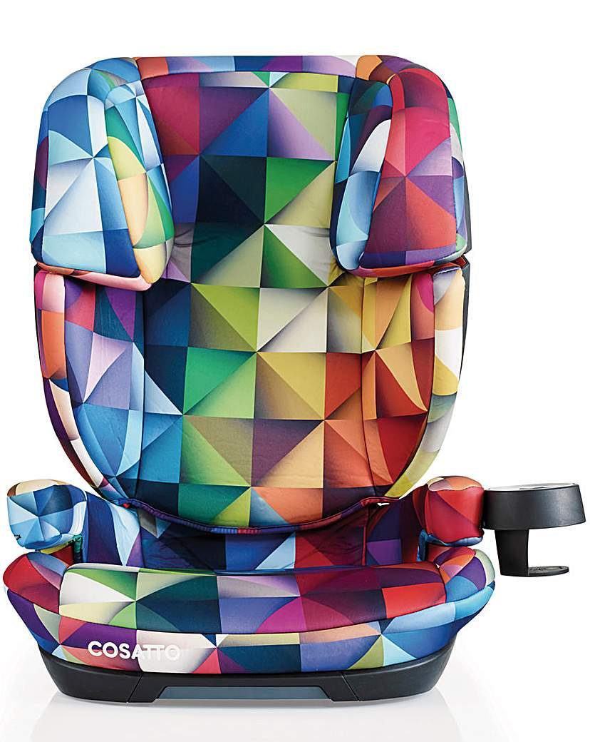 Image of Cosatto Skippa Fix Group 23 Car Seat