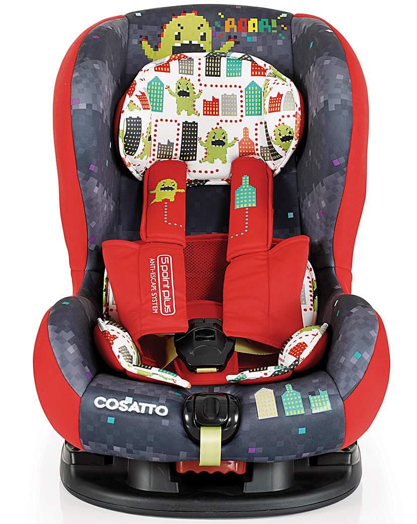 Image of Cosatto Moova 2 (5 point plus) Car Seat