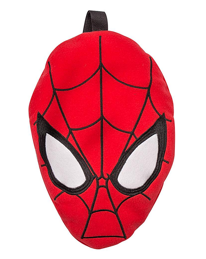 Image of Spiderman Travel Blanket