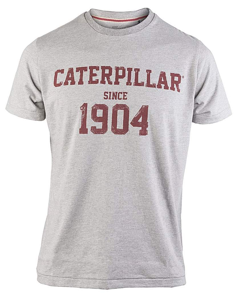 Caterpillar Military Stamp T-Shirt