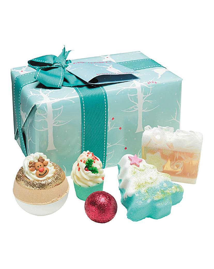 Bath Bomb Winter Wonderland Gift Set