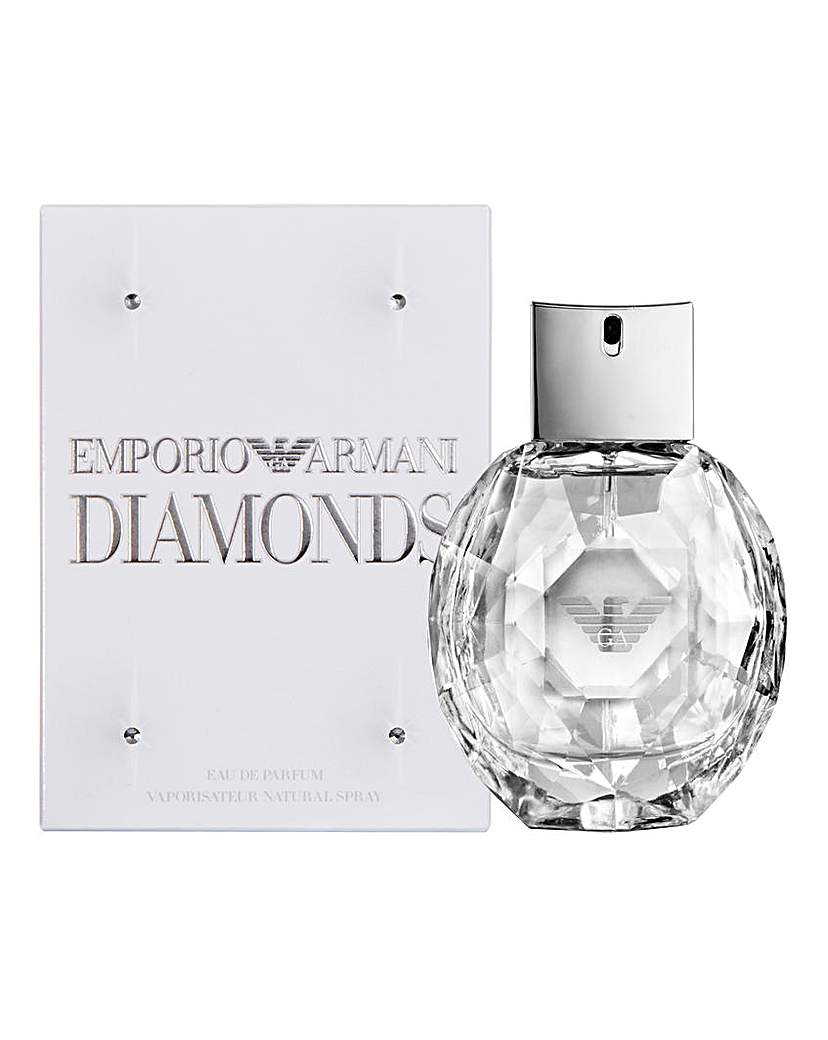 Armani Diamonds 50ml EDT Free Gift Wrap