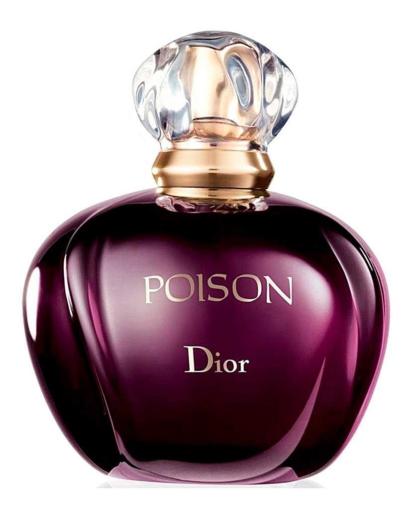 Image of Poison by Dior EDT 30ml
