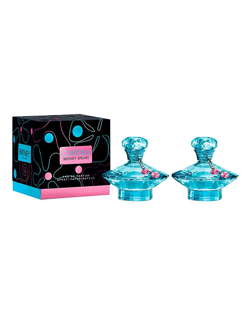 Image of Britney Spears Curious 30ml EDP BOGOF