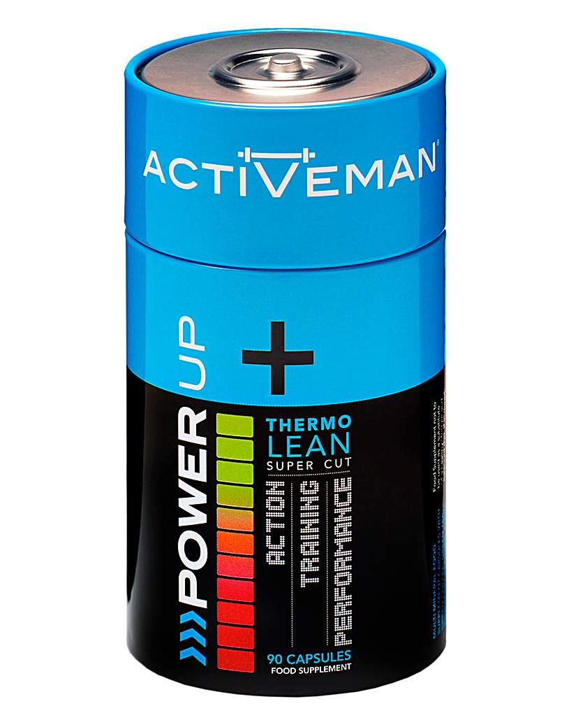 Image of ActiVeman Thermolean - 90 Capsules
