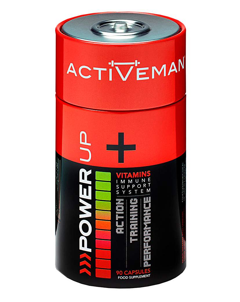 Image of ActiVeman High Performance Vitamins - 90