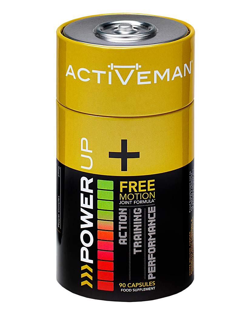 Image of ActiVeman Free Motion Joint Formula - 90