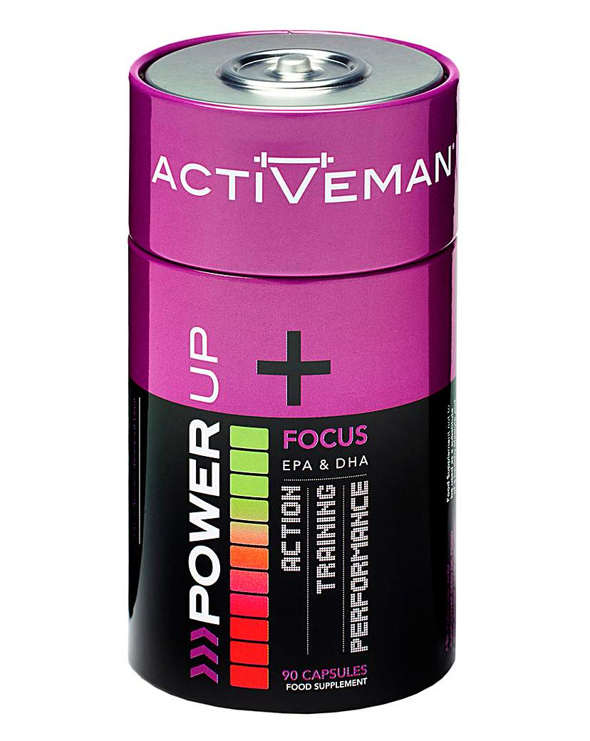 Image of ActiVeman Focus - 90 Capsules