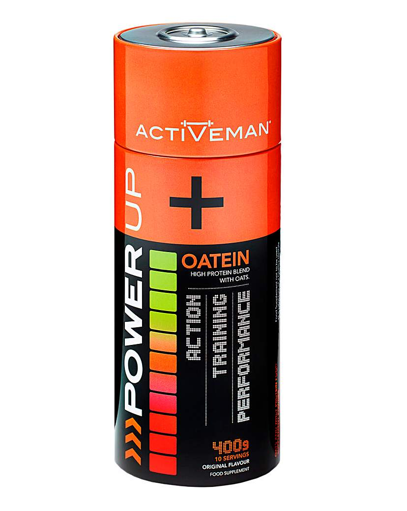 Image of ActiVeman Oatein - 10 Servings