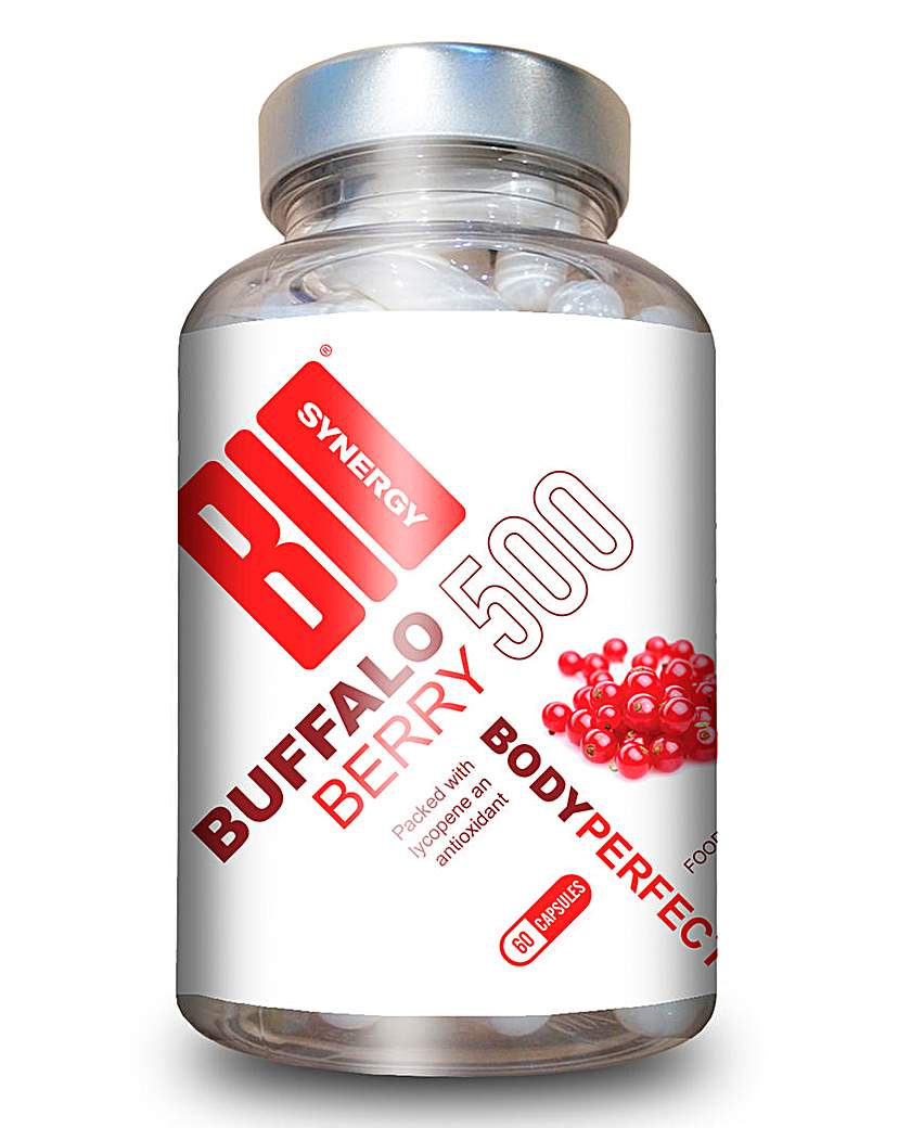 Body Perfect Buffalo Berry 60 Capsules