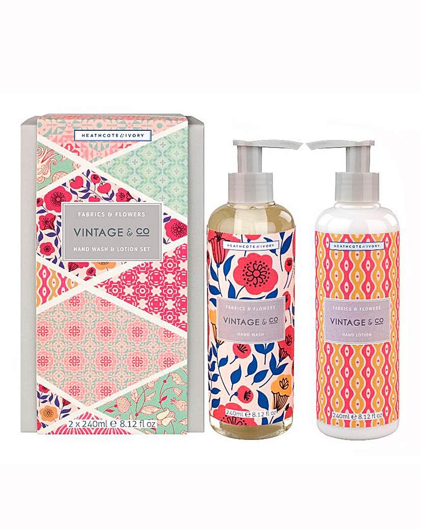 Vintage & Co Hand Wash & Lotion