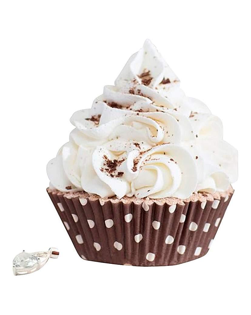 Image of Jewel Bath Chocolate Bath Cupcake