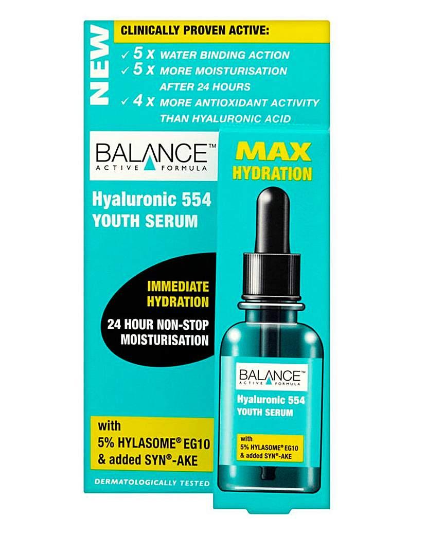 Image of Balance Hyaluronic Youth Serum
