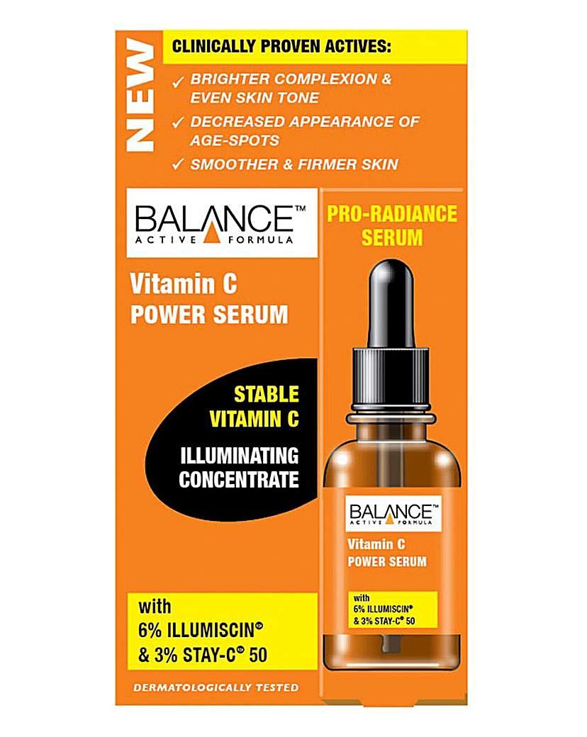 Balance Vitamin C Power Serum