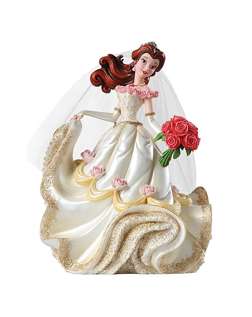 Image of Disney Showcase Belle Wedding