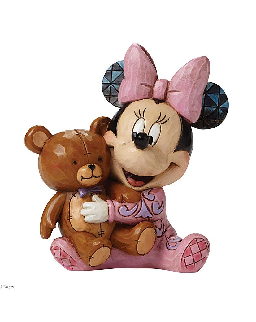 Image of Disney Traditions Baby's First Minnie