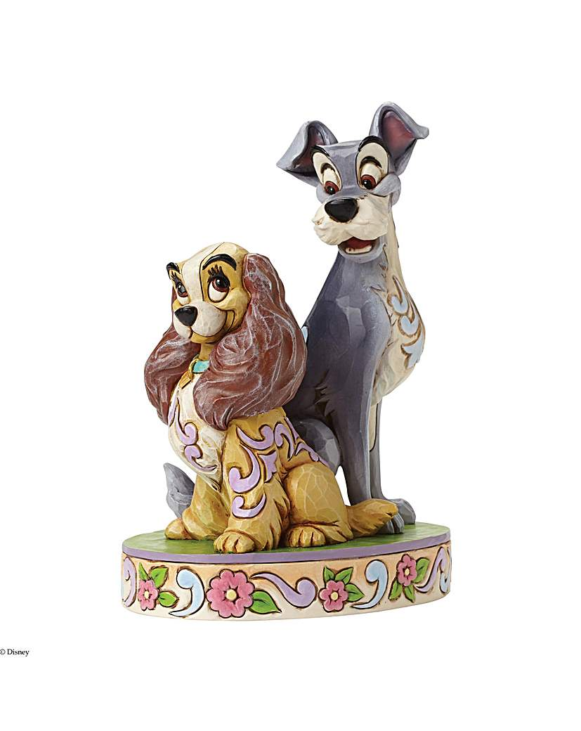 Image of Disney Traditions Lady And Tramp