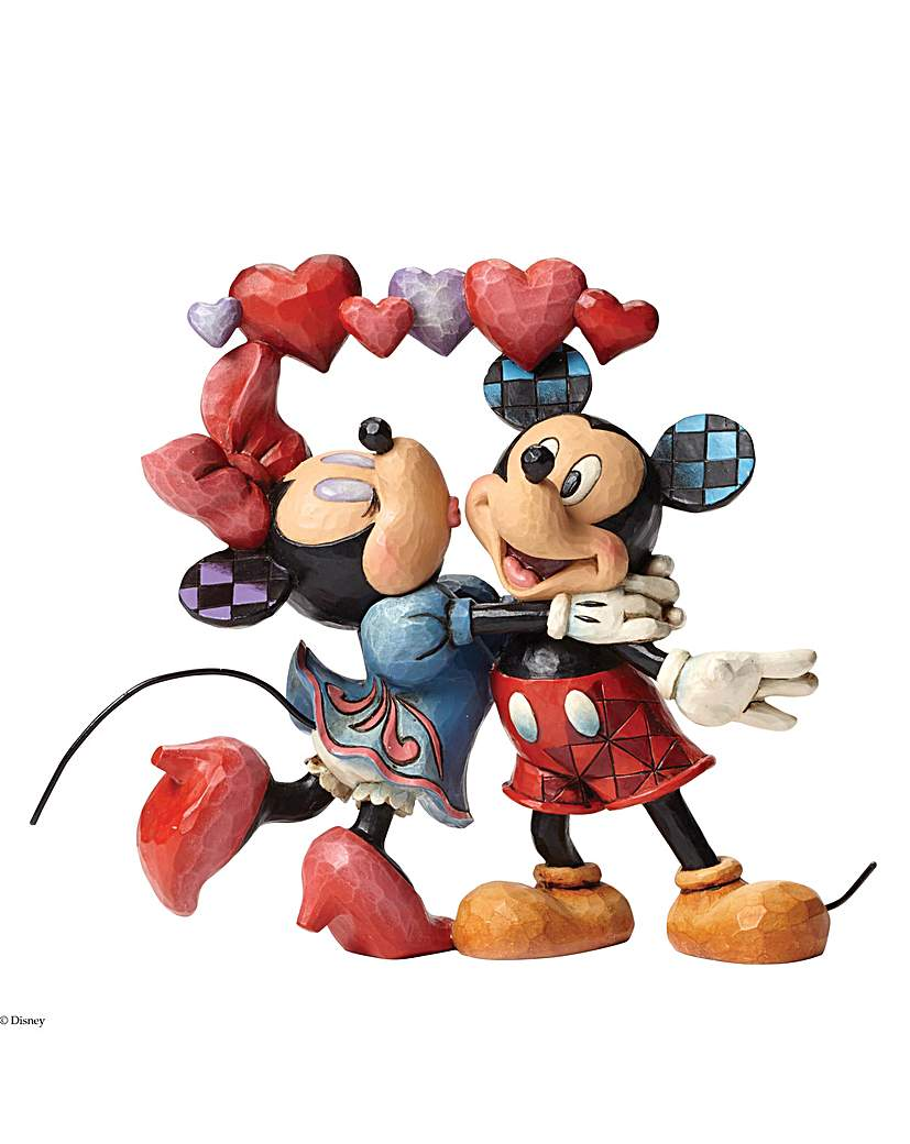 Image of Disney Traditions Love Mickey Minnie