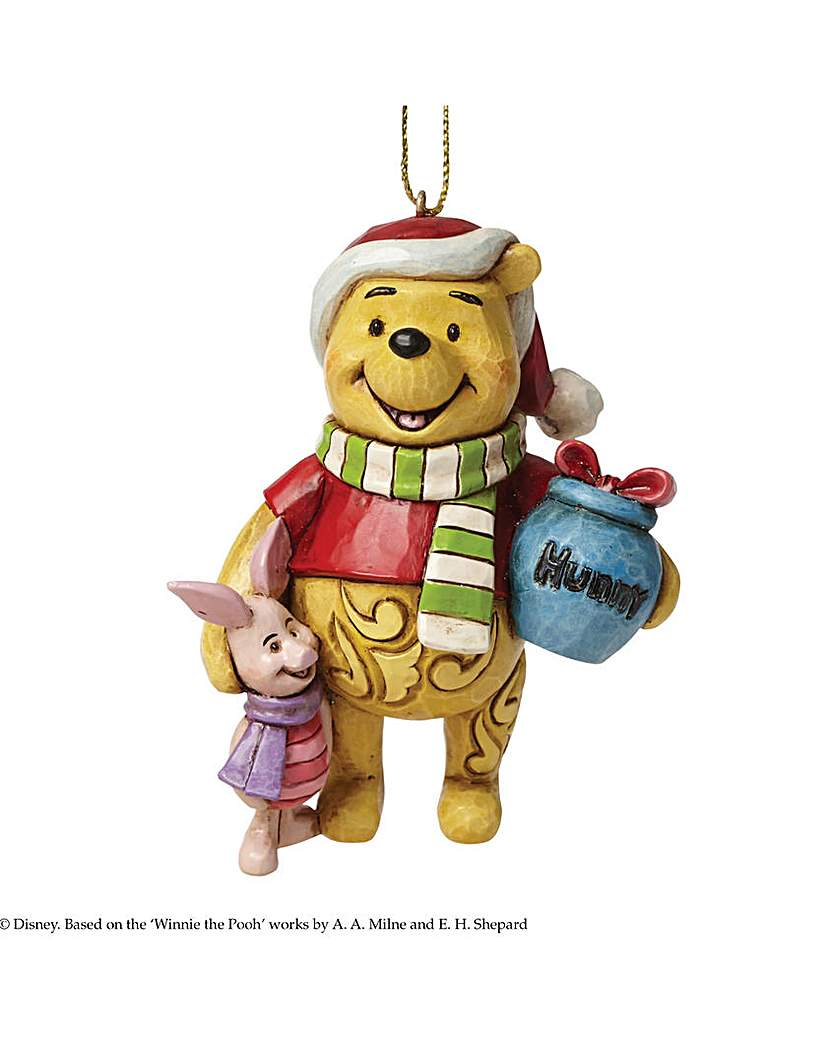 Image of Disney Traditions Pooh Ornament