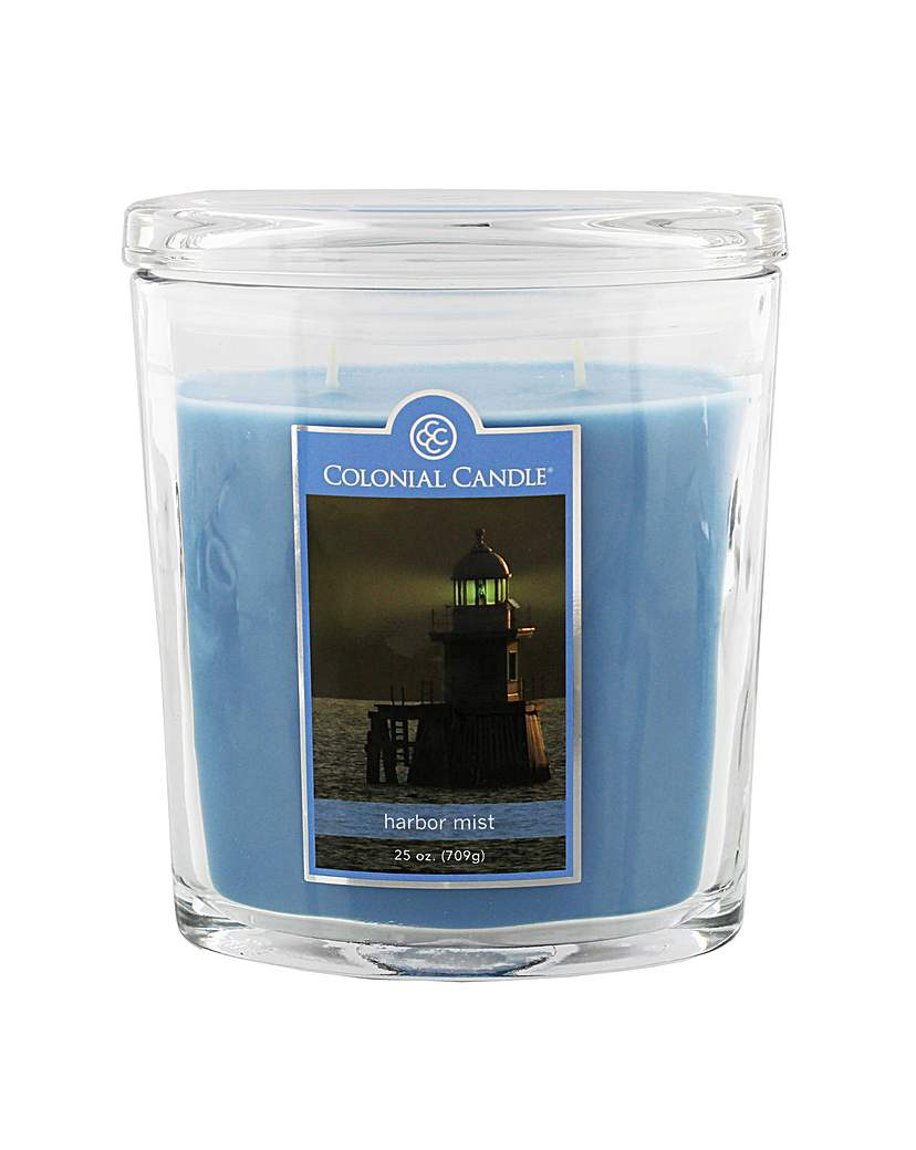 Image of Colonial Candle 25oz Harbour Mist