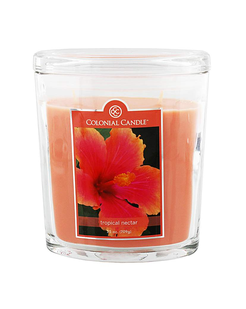 Image of Colonial Candle 25oz Tropical Nectar