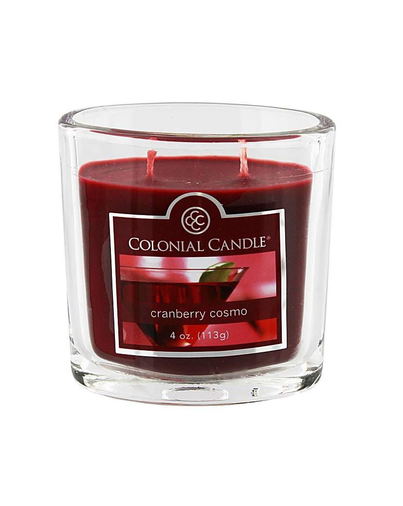Image of Colonial Candle 4oz Cranberry Cosmo